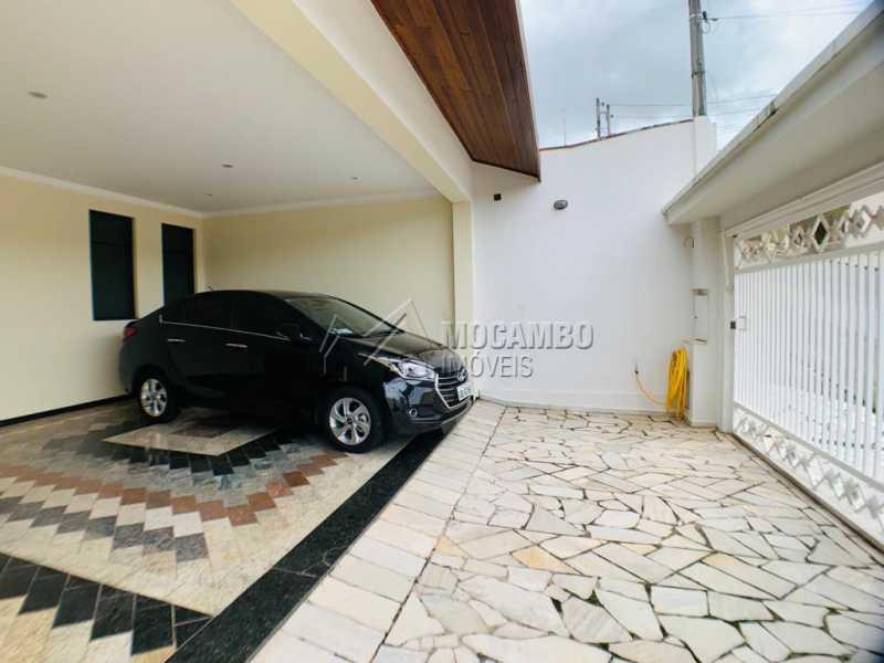 Garagem  - Casa 3 quartos à venda Itatiba,SP - R$ 720.000 - FCCA31137 - 26