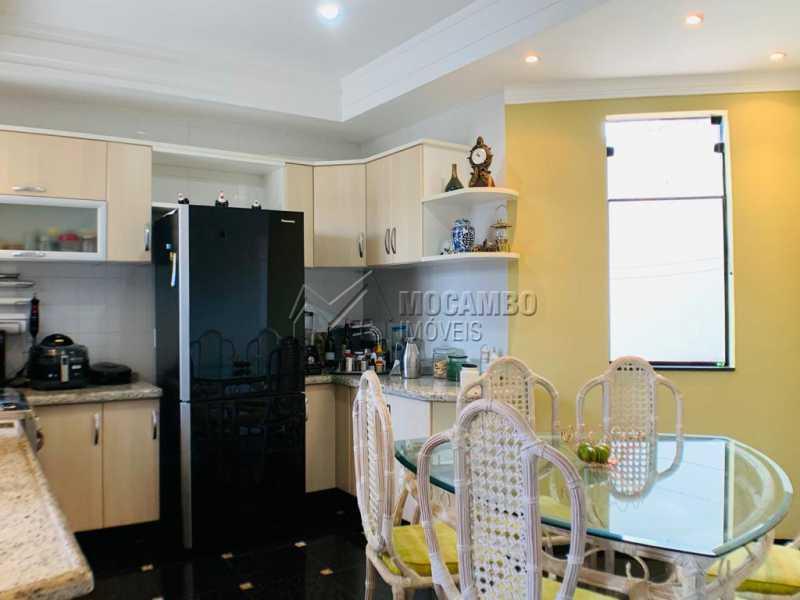 Cozinha  - Casa 3 quartos à venda Itatiba,SP - R$ 720.000 - FCCA31137 - 10