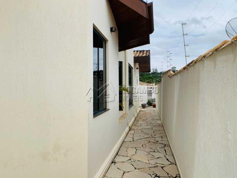Corredor Externo  - Casa 3 quartos à venda Itatiba,SP - R$ 720.000 - FCCA31137 - 27