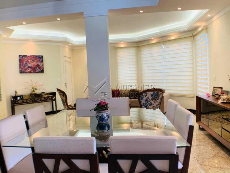 Sala de Jantar  - Casa 3 quartos à venda Itatiba,SP - R$ 720.000 - FCCA31137 - 4