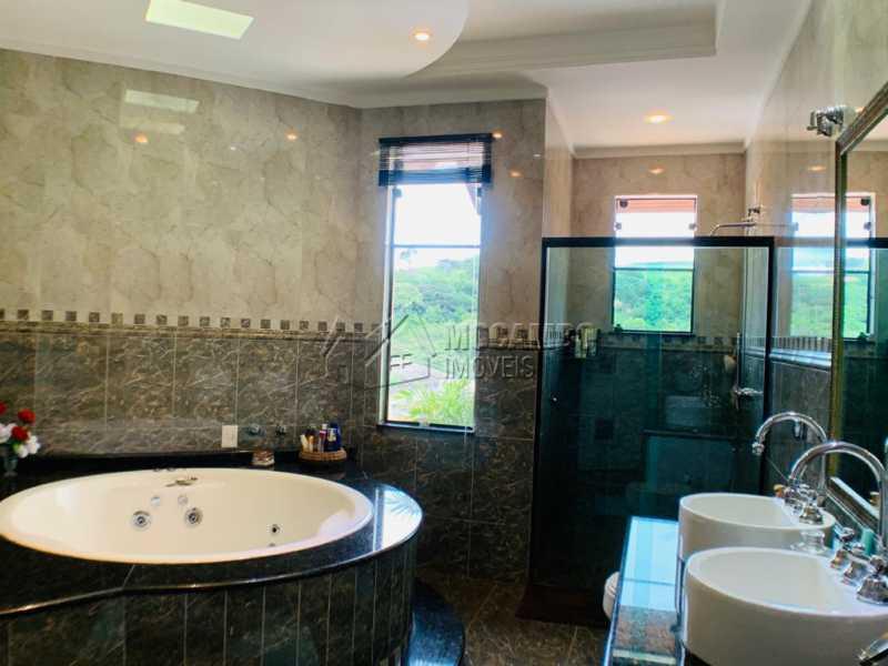 Banheiro  - Casa 3 quartos à venda Itatiba,SP - R$ 720.000 - FCCA31137 - 17