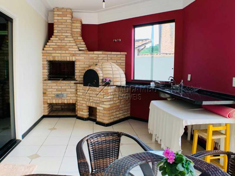 Área Gourmet  - Casa 3 quartos à venda Itatiba,SP - R$ 720.000 - FCCA31137 - 28