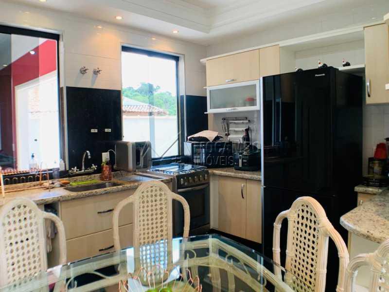 Cozinha  - Casa 3 quartos à venda Itatiba,SP - R$ 720.000 - FCCA31137 - 12