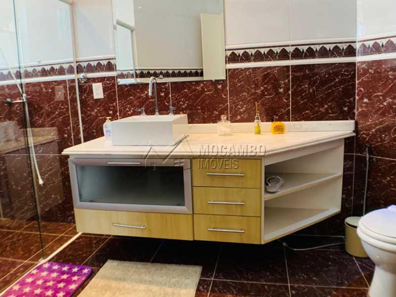 Banheiro  - Casa 3 quartos à venda Itatiba,SP - R$ 720.000 - FCCA31137 - 18