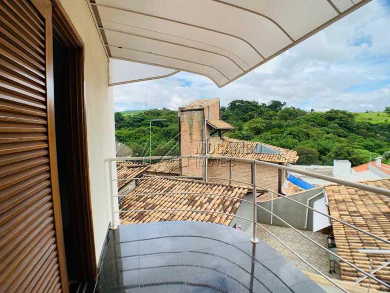 Varanda  - Casa 3 quartos à venda Itatiba,SP - R$ 720.000 - FCCA31137 - 20
