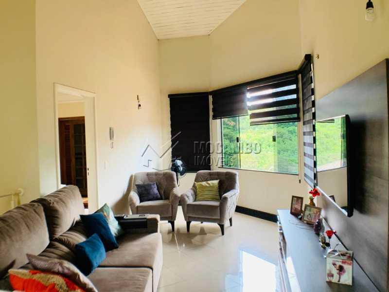 Sala de Tv  - Casa 3 quartos à venda Itatiba,SP - R$ 720.000 - FCCA31137 - 8
