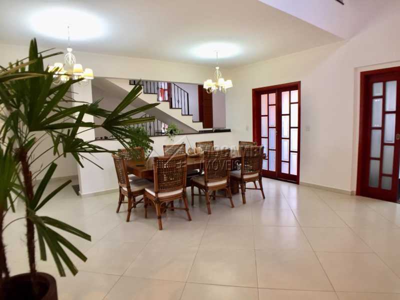 Sala - Chácara 1000m² à venda Itatiba,SP - R$ 670.000 - FCCH30106 - 1