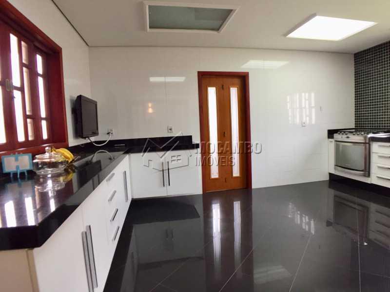 Cozinha - Chácara 1000m² à venda Itatiba,SP - R$ 670.000 - FCCH30106 - 4