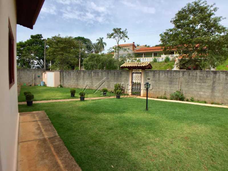 Entrada  - Chácara 1000m² à venda Itatiba,SP - R$ 670.000 - FCCH30106 - 8