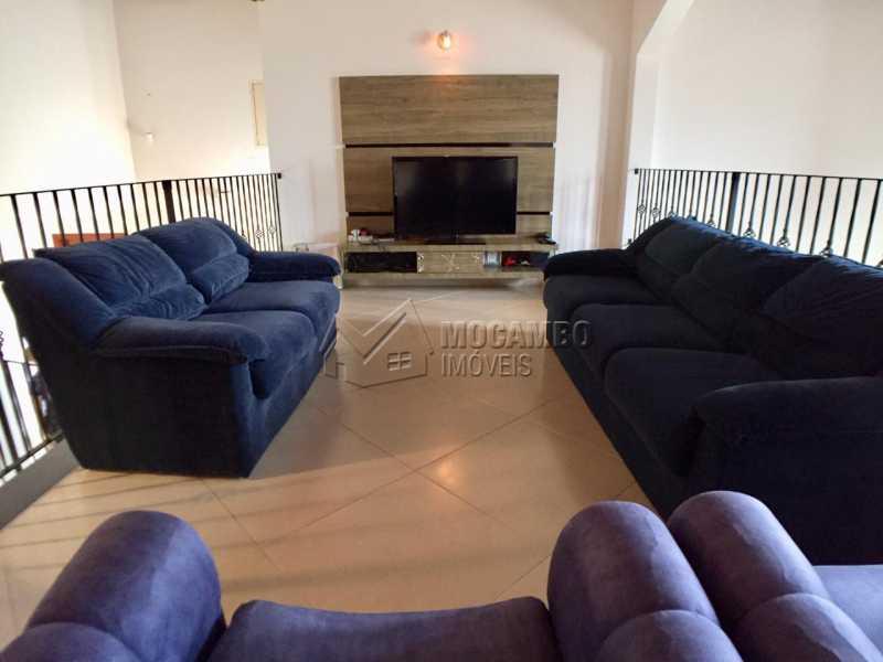 Sala de TV - Chácara 1000m² à venda Itatiba,SP - R$ 670.000 - FCCH30106 - 11