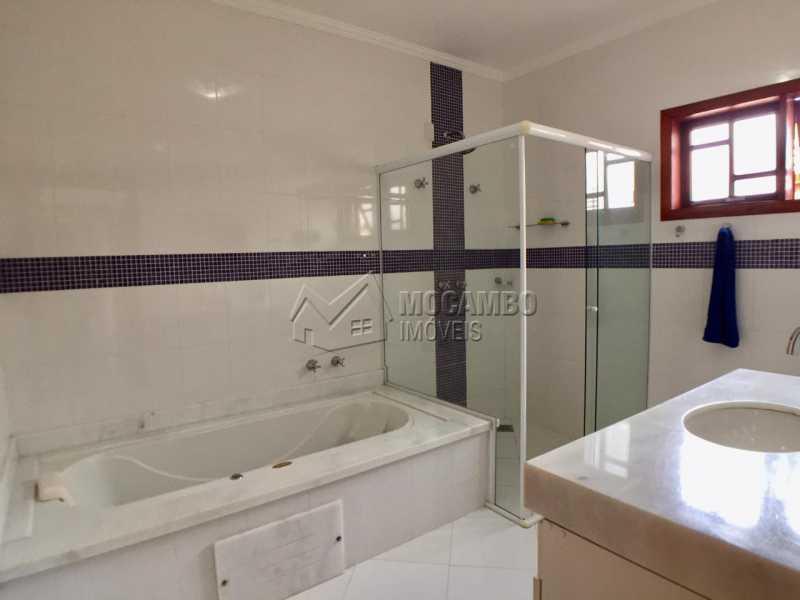 Banheiro Suíte  - Chácara 1000m² à venda Itatiba,SP - R$ 670.000 - FCCH30106 - 14