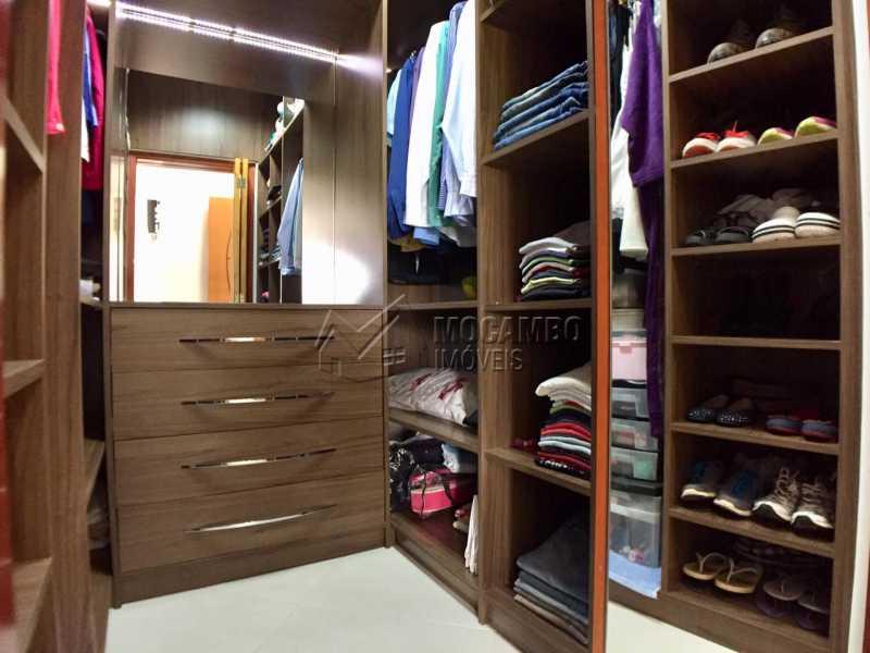 Closet  - Chácara 1000m² à venda Itatiba,SP - R$ 670.000 - FCCH30106 - 15