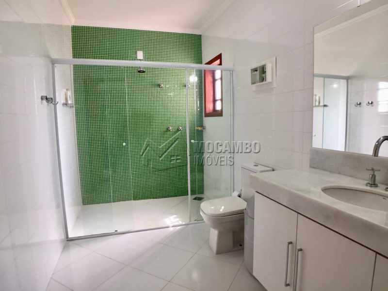 banheiro  - Chácara 1000m² à venda Itatiba,SP - R$ 670.000 - FCCH30106 - 18