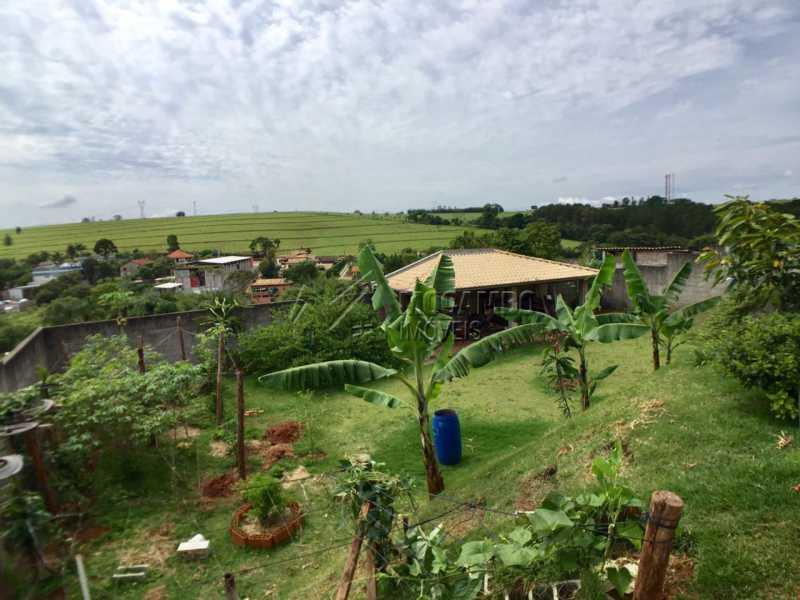 Quintal  - Chácara 1000m² à venda Itatiba,SP - R$ 670.000 - FCCH30106 - 19