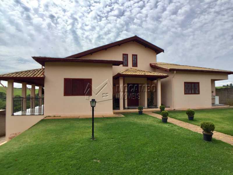 Casa - Chácara 1000m² à venda Itatiba,SP - R$ 670.000 - FCCH30106 - 3
