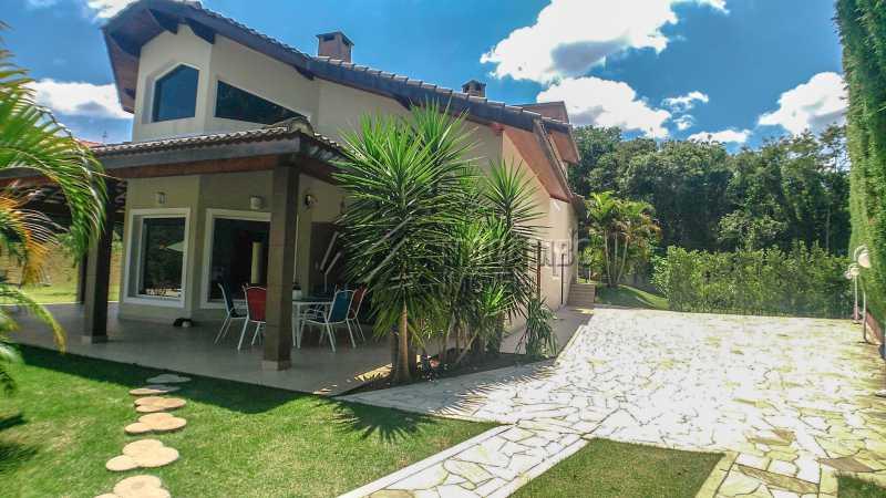 Capela do Barreiro - Casa em Condomínio 5 quartos à venda Itatiba,SP - R$ 1.740.000 - FCCN50026 - 23