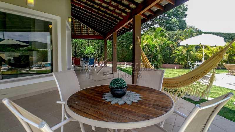 Capela do Barreiro - Casa em Condomínio 5 quartos à venda Itatiba,SP - R$ 1.740.000 - FCCN50026 - 22