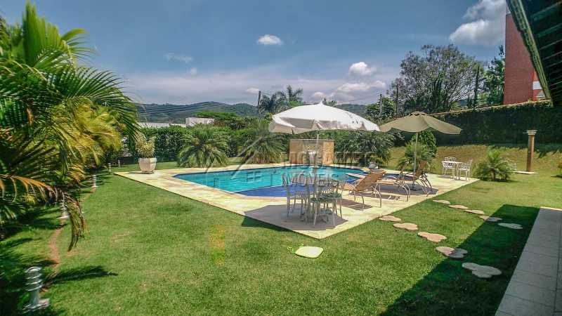 Capela do Barreiro - Casa em Condomínio 5 quartos à venda Itatiba,SP - R$ 1.740.000 - FCCN50026 - 24