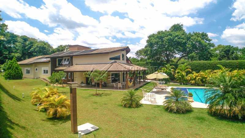 Capela do Barreiro - Casa em Condomínio 5 quartos à venda Itatiba,SP - R$ 1.740.000 - FCCN50026 - 26