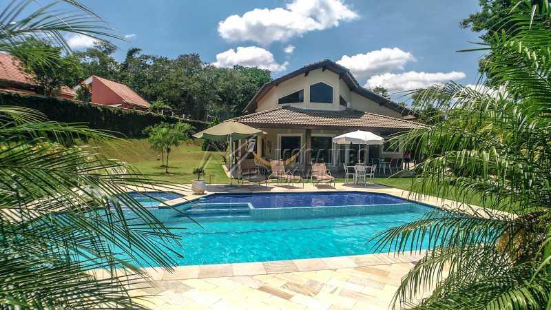 Capela do Barreiro - Casa em Condomínio 5 quartos à venda Itatiba,SP - R$ 1.740.000 - FCCN50026 - 30