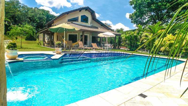 Capela do Barreiro - Casa em Condomínio 5 quartos à venda Itatiba,SP - R$ 1.740.000 - FCCN50026 - 1