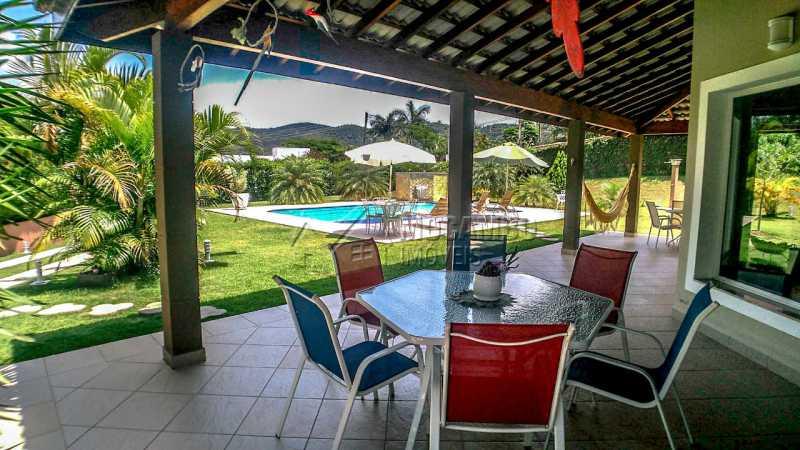 Capela do Barreiro - Casa em Condomínio 5 quartos à venda Itatiba,SP - R$ 1.740.000 - FCCN50026 - 3