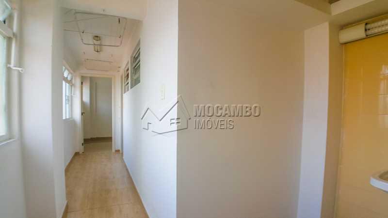 Área Serviço - Apartamento 3 quartos à venda Itatiba,SP - R$ 790.000 - FCAP30453 - 7