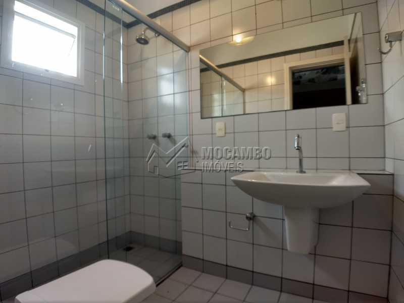 Banheiro Suíte 02 - Casa em Condominio Para Alugar - Itatiba - SP - Residencial Fazenda Serrinha - FCCN40119 - 11