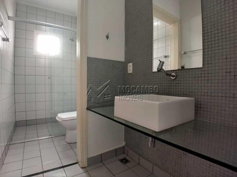 Banheiro Social - Casa em Condominio Para Alugar - Itatiba - SP - Residencial Fazenda Serrinha - FCCN40119 - 15