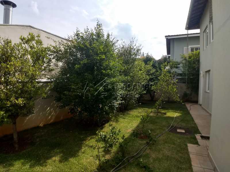 Pomar - Casa em Condominio Para Alugar - Itatiba - SP - Residencial Fazenda Serrinha - FCCN40119 - 20