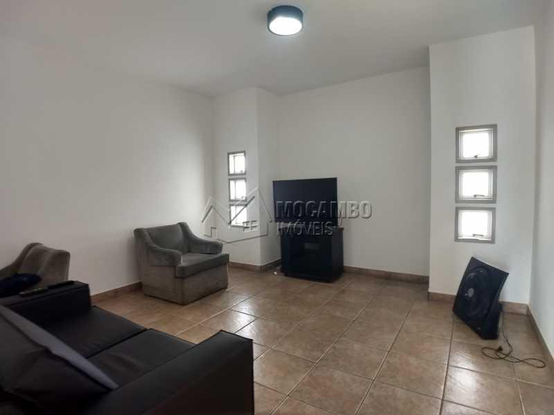 Sala de TV - Casa em Condominio Para Alugar - Itatiba - SP - Residencial Fazenda Serrinha - FCCN40119 - 6