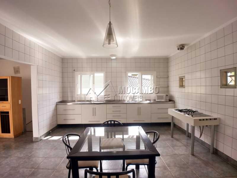 Cozinha - Casa em Condominio Para Alugar - Itatiba - SP - Residencial Fazenda Serrinha - FCCN40119 - 8