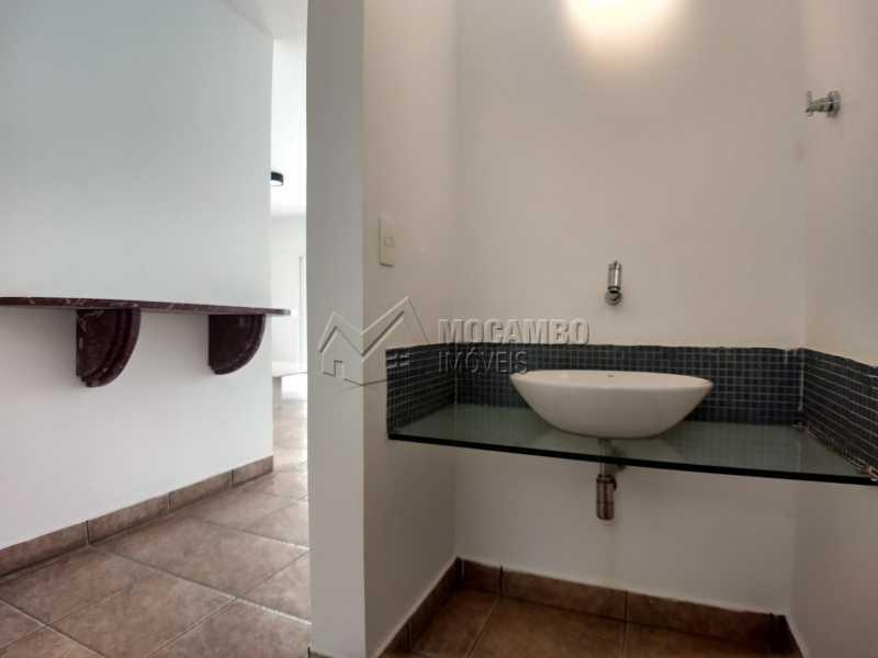 Lavabo - Casa em Condominio Para Alugar - Itatiba - SP - Residencial Fazenda Serrinha - FCCN40119 - 16