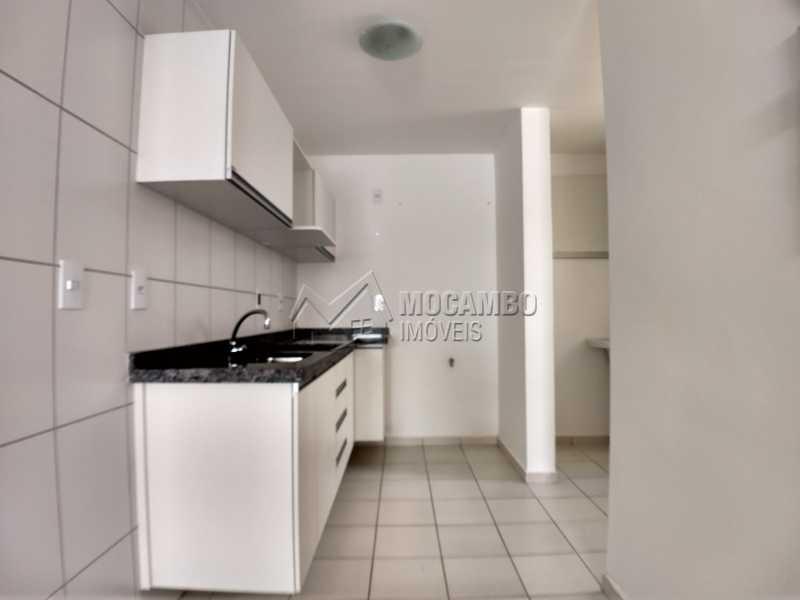 Cozinha - Apartamento 2 quartos para alugar Itatiba,SP - R$ 1.000 - FCAP20827 - 4