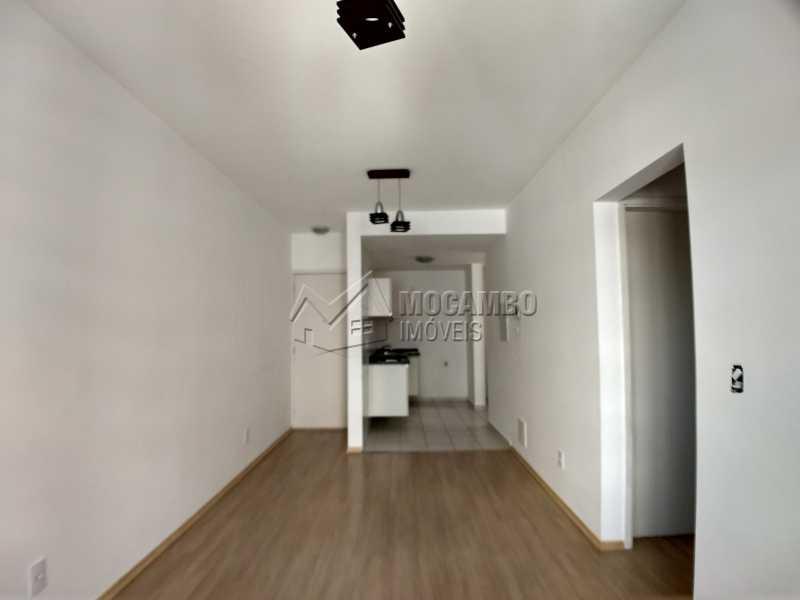 Sala - Apartamento 2 quartos para alugar Itatiba,SP - R$ 1.000 - FCAP20827 - 3