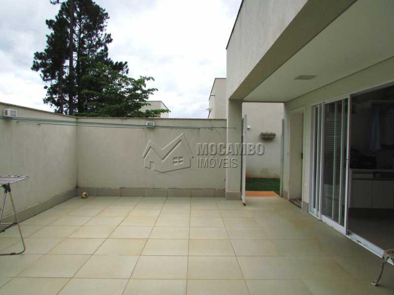 Área de serviço - Casa em Condominio Para Alugar - Itatiba - SP - Jardim das Laranjeiras - FCCN30362 - 18