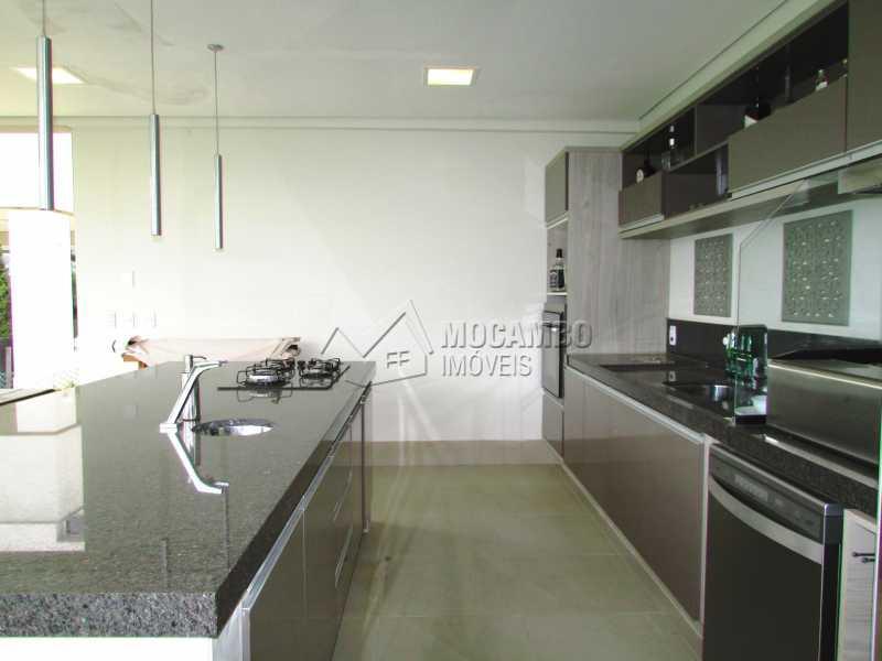 Área gourmet - Casa em Condominio Para Alugar - Itatiba - SP - Jardim das Laranjeiras - FCCN30362 - 20