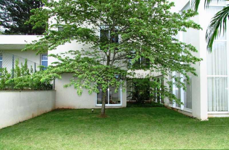 Lateral - Casa em Condominio Para Alugar - Itatiba - SP - Jardim das Laranjeiras - FCCN30362 - 27