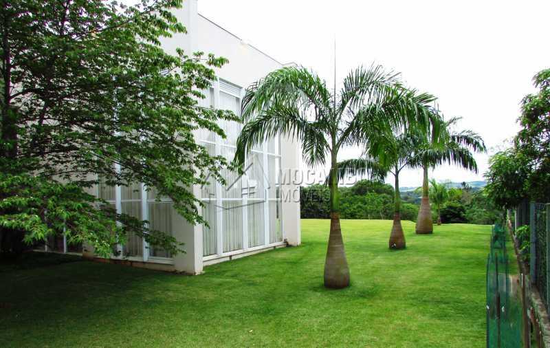 Pé direito - Casa em Condominio Para Alugar - Itatiba - SP - Jardim das Laranjeiras - FCCN30362 - 4