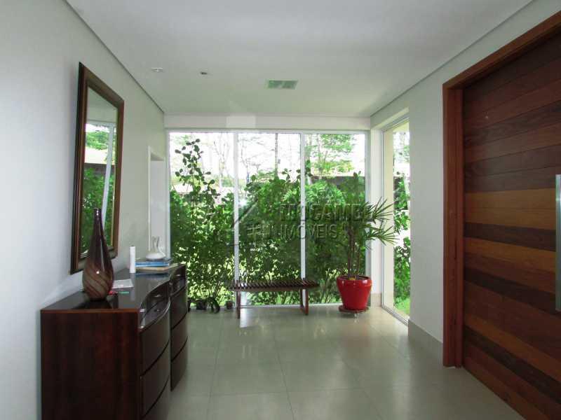 Entrada - Casa em Condominio Para Alugar - Itatiba - SP - Jardim das Laranjeiras - FCCN30362 - 7
