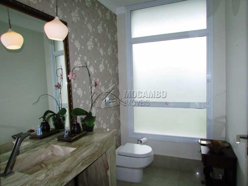 Lavabo - Casa em Condominio Para Alugar - Itatiba - SP - Jardim das Laranjeiras - FCCN30362 - 11