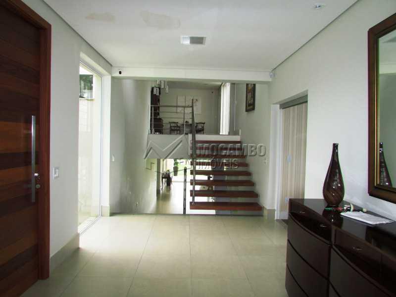 Entrada - Casa em Condominio Para Alugar - Itatiba - SP - Jardim das Laranjeiras - FCCN30362 - 6
