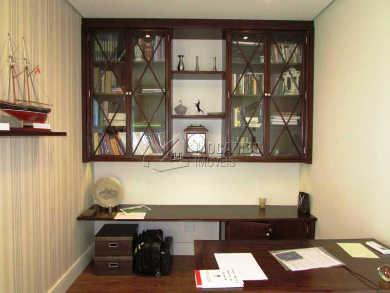 Escritório - Casa em Condominio Para Alugar - Itatiba - SP - Jardim das Laranjeiras - FCCN30362 - 9