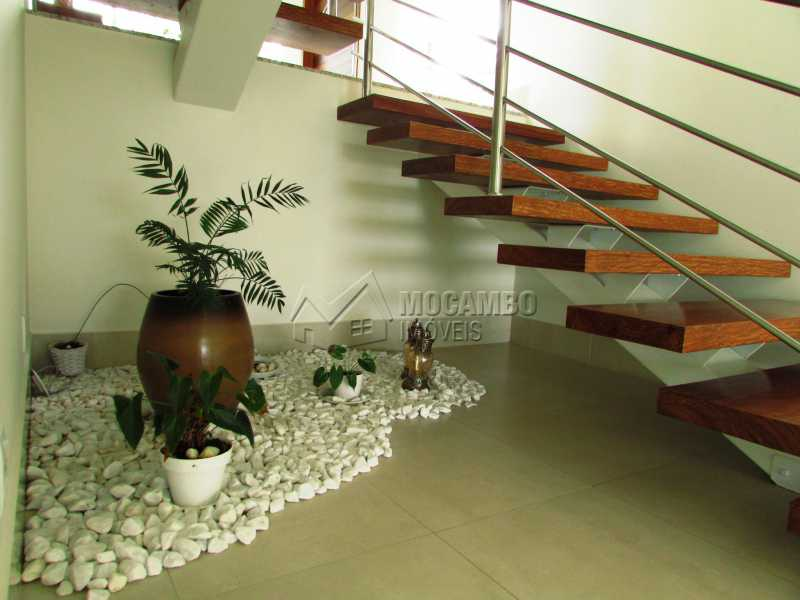 Paisagismo - Casa em Condominio Para Alugar - Itatiba - SP - Jardim das Laranjeiras - FCCN30362 - 19