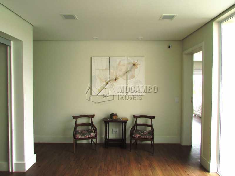 Sala entre suítes - Casa em Condominio Para Alugar - Itatiba - SP - Jardim das Laranjeiras - FCCN30362 - 21