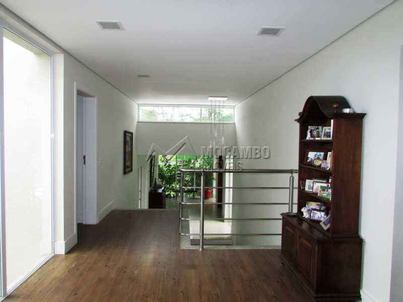 Sala - Casa em Condominio Para Alugar - Itatiba - SP - Jardim das Laranjeiras - FCCN30362 - 22