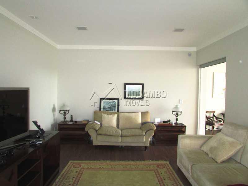 Sala tv - Casa em Condominio Para Alugar - Itatiba - SP - Jardim das Laranjeiras - FCCN30362 - 24