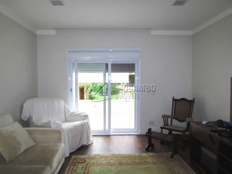 Sala tv - Casa em Condominio Para Alugar - Itatiba - SP - Jardim das Laranjeiras - FCCN30362 - 23