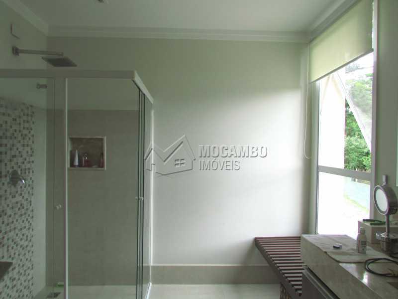 Banheiro suíte - Casa em Condominio Para Alugar - Itatiba - SP - Jardim das Laranjeiras - FCCN30362 - 26