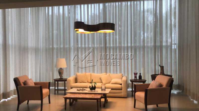 Sala ampla - Casa em Condominio Para Alugar - Itatiba - SP - Jardim das Laranjeiras - FCCN30362 - 3